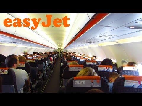 TRIP REPORT | Easyjet A320 | Berlin SXF to Amsterdam Schiphol | Full Flight [Full HD]