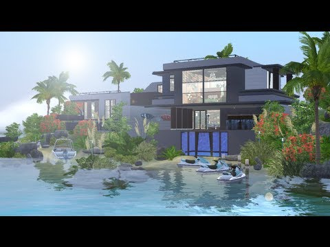 The Sims 3 - House Building - The Lookout