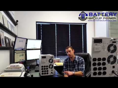 How To Choose An Uninterruptible Power Supply