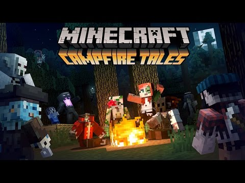 Minecraft Campfire Tales Skin Pack