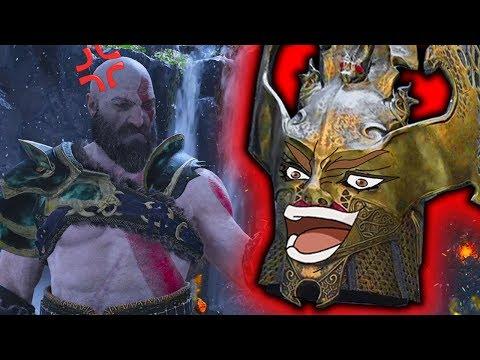 Valkyrie Queen, SIGRUN | No Spartan Rage, No Resurrection | Boss fight | God of War