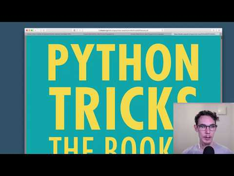 Python Tricks is the #1 Python book on Amazon right now 😲 (Q&A)