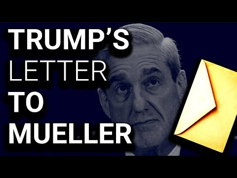 Trump's Memo to Robert Mueller Is Literally Tyrannical