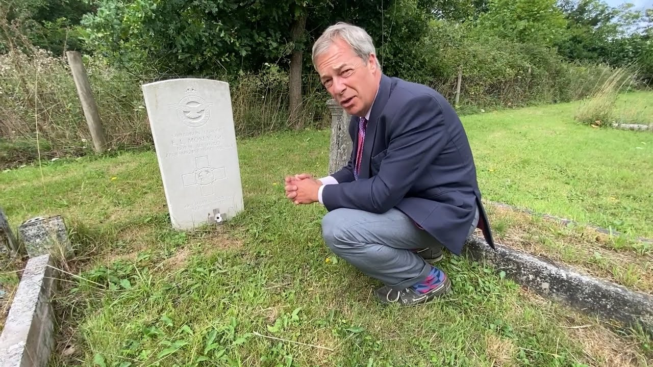 Eric Moxey: The war hero that history forgot?