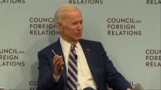 Biden: Russia is in