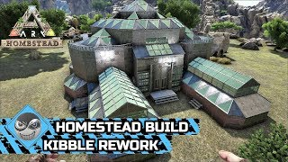 ARK: Homestead Structures plus update tips 2019 Homestead