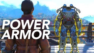 How To Get Power Armor Quickly In Fallout 76