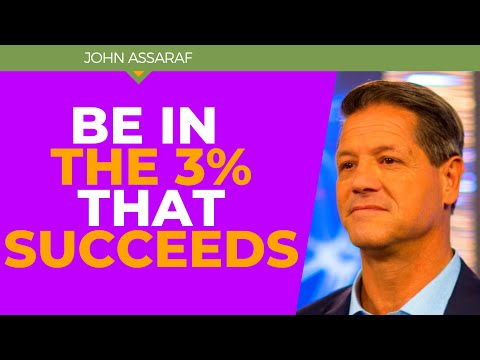 Why Only 3% Succeed and 97% Fail