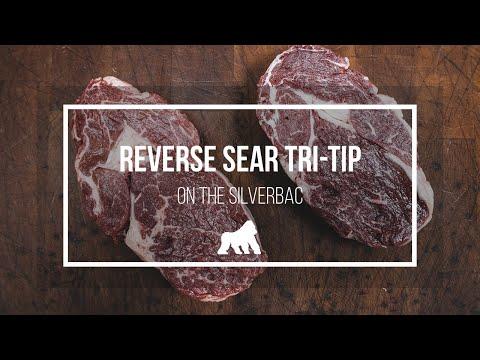 Reverse Seared Tri-Tip Steak