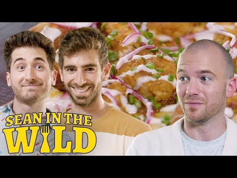 5-Ingredient Stoner Snacks with Brothers Green Eats   Sean in the Wild