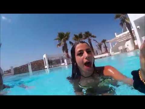VACACIONES GRIEGAS | ATENAS,  SANTORINI & MYKONOS | by GoPro HERO