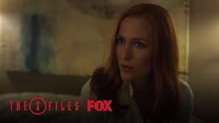 Scully & Mulder Disagree Over Ghosts Being Real | Season 11 Ep. 3 | THE X-FILES