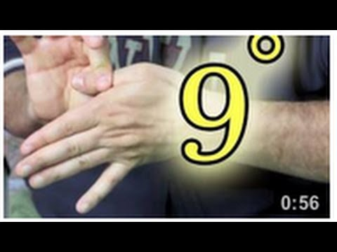 9° Easy magic tricks How to Cut Ur Finger!