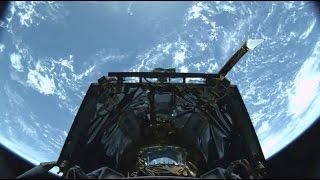 Atlas V WorldView-4 Rocket Cam