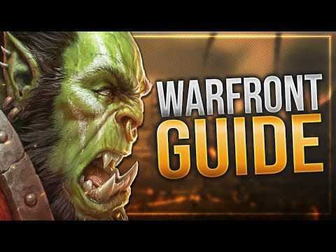 Warfront - Battle for Stormgarde Guide & Gameplay   Battle for Azeroth!