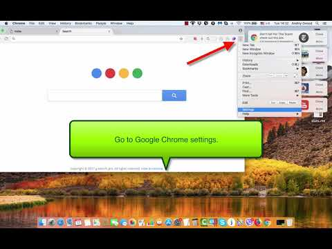 How To Disable Push Notifications in Google Chrome?
