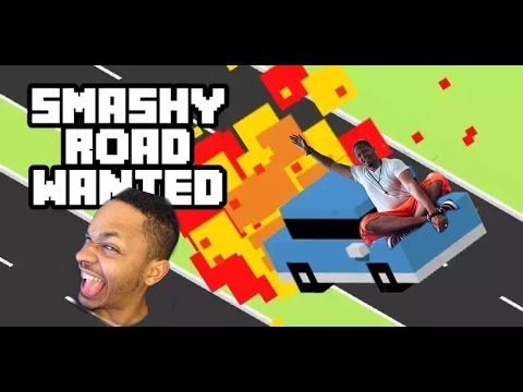 Smashy Road: Wanted Gameplay Review HD