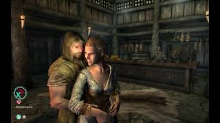 Skyrim Deviously Cursed Loot Cursed Collar Quest Part 1 Hd