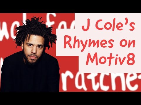 Rap Tips from J Cole's Motiv8- Rhyme Schemes Analysis