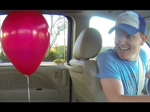 A Baffling Balloon Behavior - Smarter Every Day 113