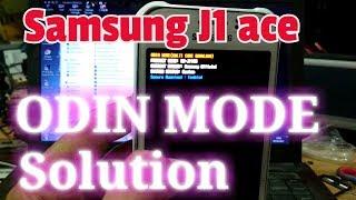FLASHING J1 ACE ODIN MODE (MULTI CORE DOWNLOAD) J110G - PakVim