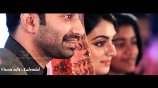Fahadh Nazriya wedding wishes video song