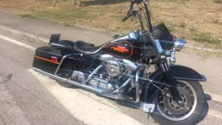 FOR SALE 1991 Harley Davidson FLHS original paint Rinehart
