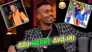 Hardik Pandya Roast | Hardik Pandya in Koffee With Karan Full Episode |