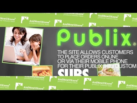 AndNowUKnow - Publix Expands Online Deli Ordering System - Buyside News