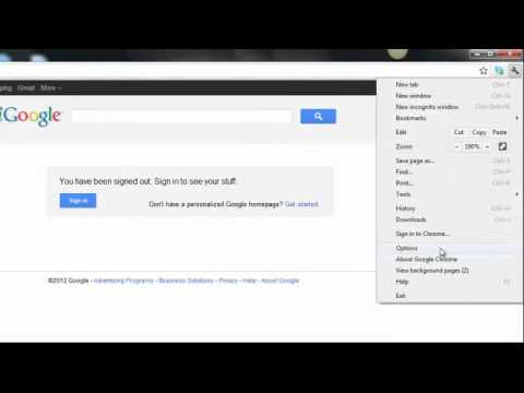 How to Reset Your Google Chrome Homepage