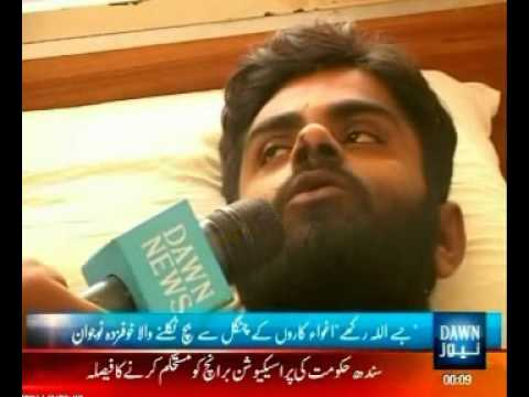 Xxx Mp4 The Man Who Survived From Lyari Gangsters In Karachi 3gp Sex