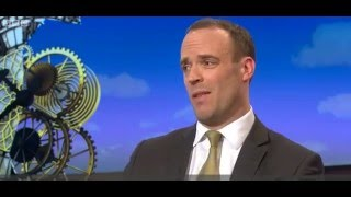 Daily Politics Dominic Raab Clueless or Lying about ESA Cuts and PIP
