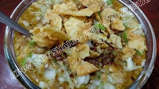 Kathiyawari Choly (Karachi Ke Mashoor Ramzan Special) By King Chef Shahid Jutt G.A Pakistan