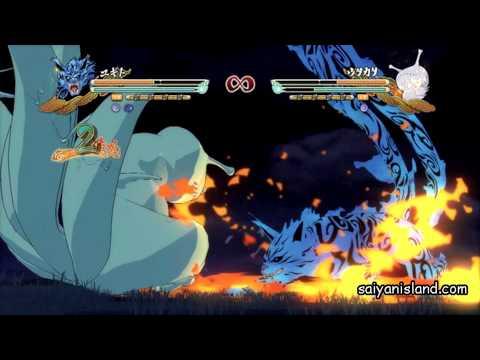 Naruto Ultimate Ninja Storm 3 [HD] - Screenshots - Sasuke Eternal e Data Demo!