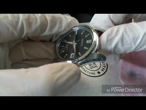 Polish A Watch With Cape Cod - Seiko SARB033