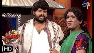 Hyper Aadi, Raising Raju Performance | Jabardasth  | 8th August 2019 | ETV Telugu