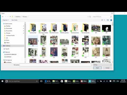 Windows 10: Log on with a Picture Password