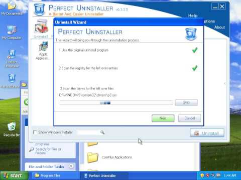 Uninstall Bonjour - How to Remove Bonjour Completely from Apple's OS by Using Perfect Uninstaller?