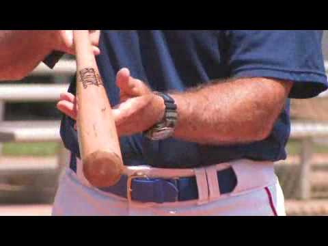 How to Hold a Wooden Bat