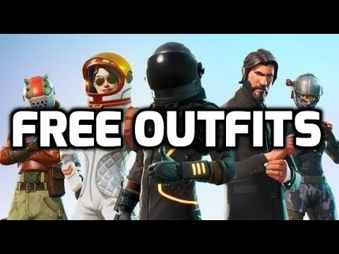 Fortnite: How to get Free Skins - (Fortnite Free Outfits)