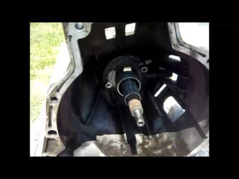 Ford Ranger 1991 soggy clutch pedal Pt 1