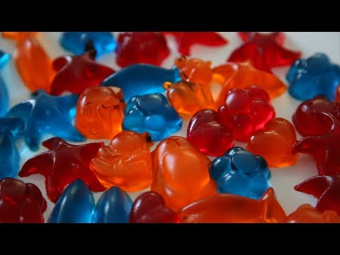Sour Gummies Gummy Candy Easy Recipe - Heghineh Cooking Show