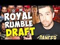 WWE 2K19 ROYAL RUMBLE DRAFT w NL Jawnny