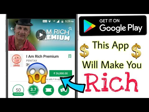 This App Will Make You Rich?😵😱 TOP 3 Weird Apps of Google Play Store-(August 2017)
