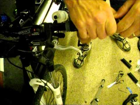 How To Install Bar Ends On Mountain Bike Handlebars
