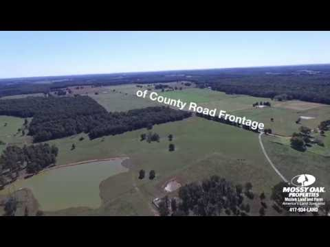 Turnkey 360.5 Acre Farm in Summersville of Texas County, MO