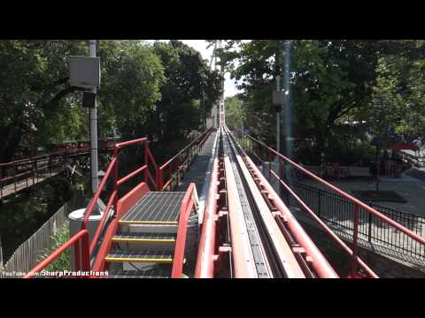 Storm Runner (On-Ride) Hersheypark