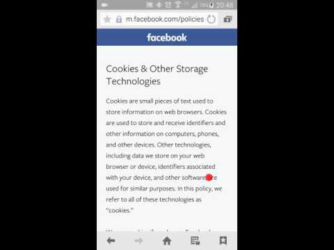 Get rid of cookies from your Android phone