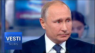 President Putin: There is No Need to Turn Clock Back to 30s or 50s, We Stay the Course