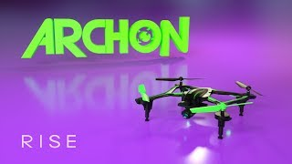 Rc Spotlight: Archon 370 Mm Fpv Gps Drone By Rise™